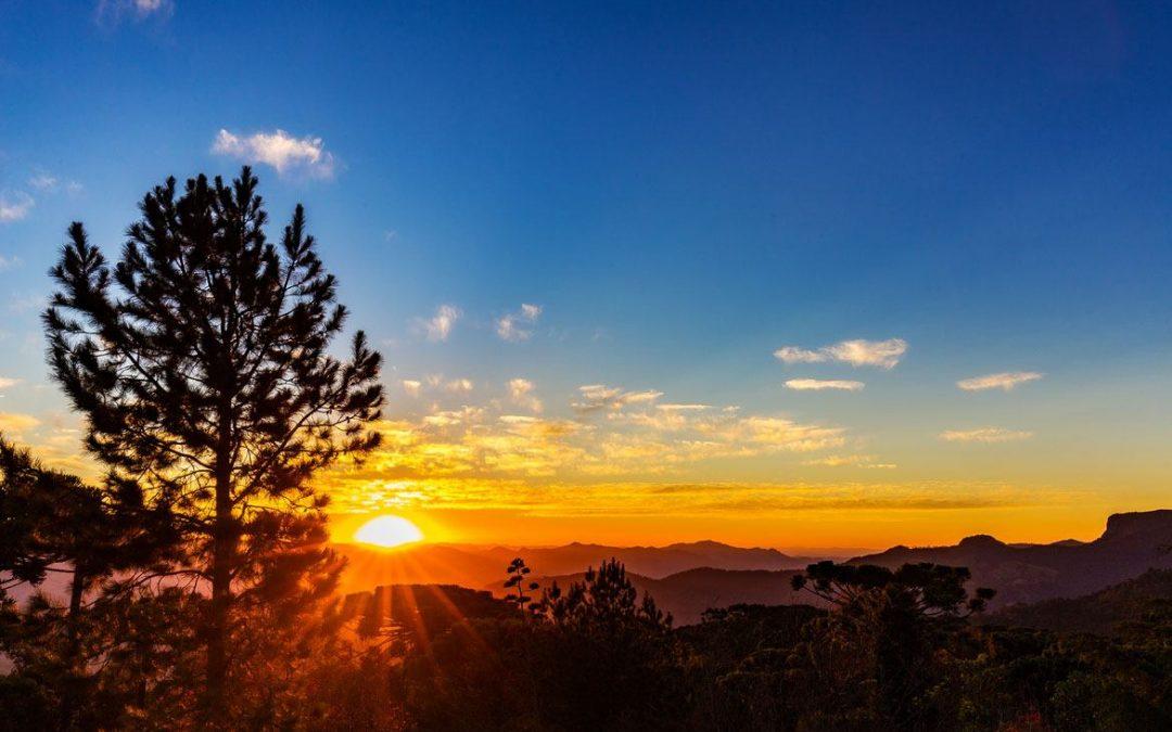 Pôr do Sol em Campos do Jordão – 3 Lugares Incríveis!